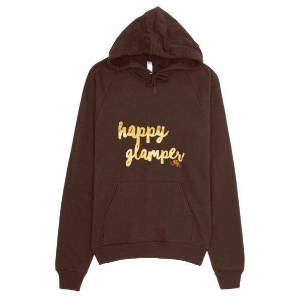 Happy Glamper Fly Tots Hoodie