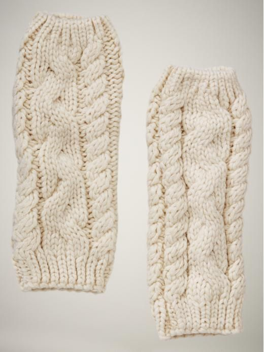 Cableknit Leg Warmers - baby gap | Baby | Pinterest | Tejido