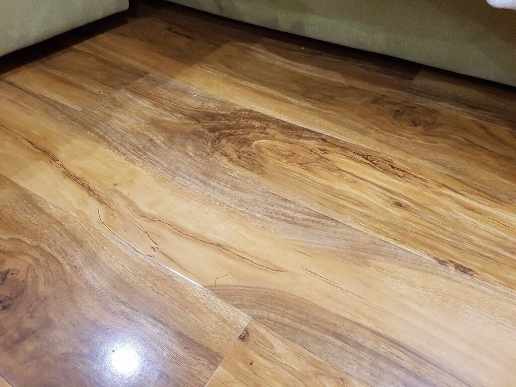 Bq Dolce Walnut Effect Laminate Flooring 40m2 Used In Ormskirk Intended For 20 Interesting Solid Wood Flooring B Q F Flooring Solid Wood Flooring Wood Floors