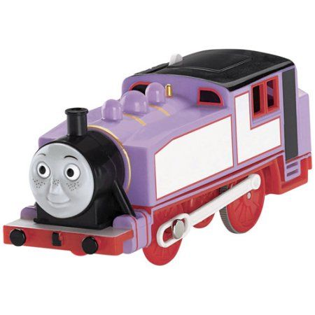 Fisher-Price Thomas & Friends TrackMaster Motorized Engine, Rosie, Multicolor