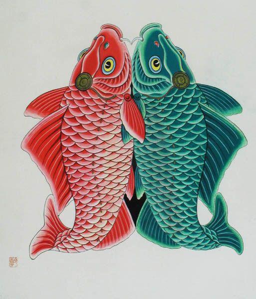 Double fish - NAMOC