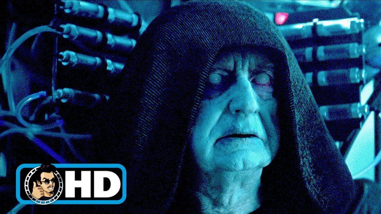 Emperor Palpatine The Rise Of Skywalker In 2020 Kylo Ren And Rey Skywalker Star Wars Celebration