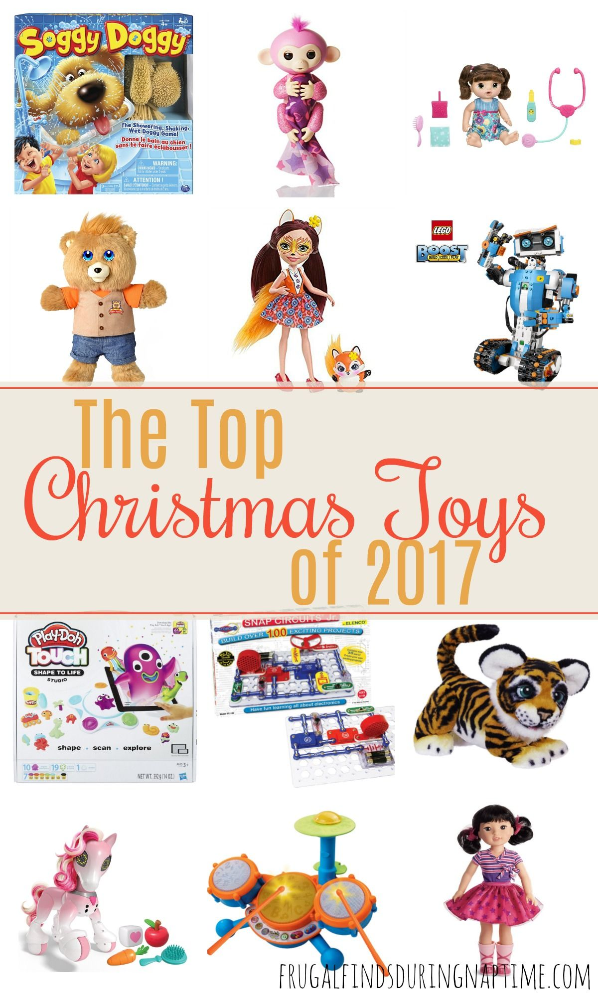 The HOTTEST Toys for Christmas 2017