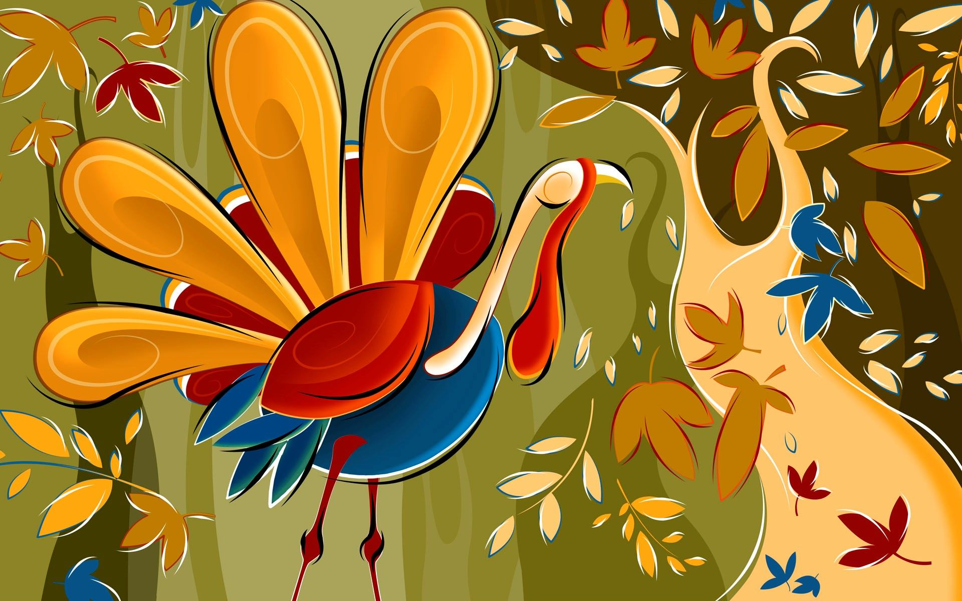 thanksgiving free wallpaper and