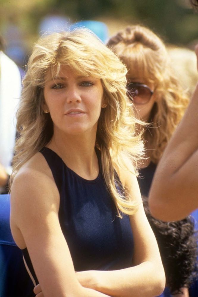 Details about Heather Locklear Battle Network Stars ...