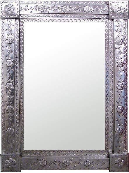 Tin Mirror Rectangular In 2018 Bathroom Pinterest Mirror