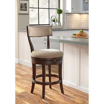 Cera 24 Swivel Barstool Cost 179 After 30 Off Bar Stools Kitchen Bar Stools Condo Furniture