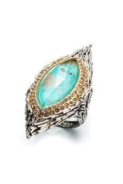 Alexis Bittar spring 2014 jewelry