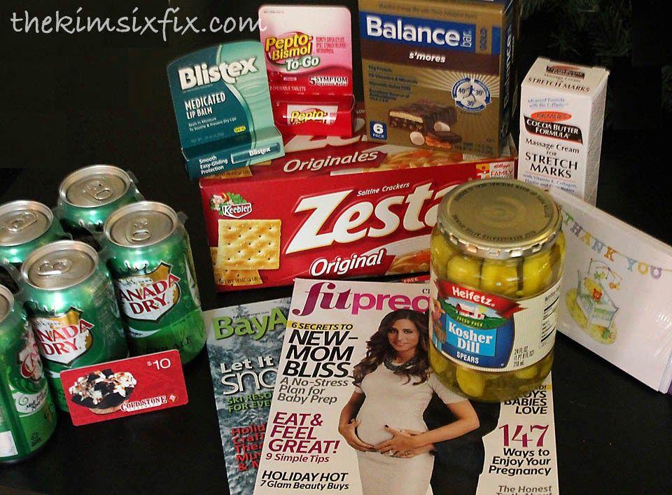 Pregnancy Gift Basket India References