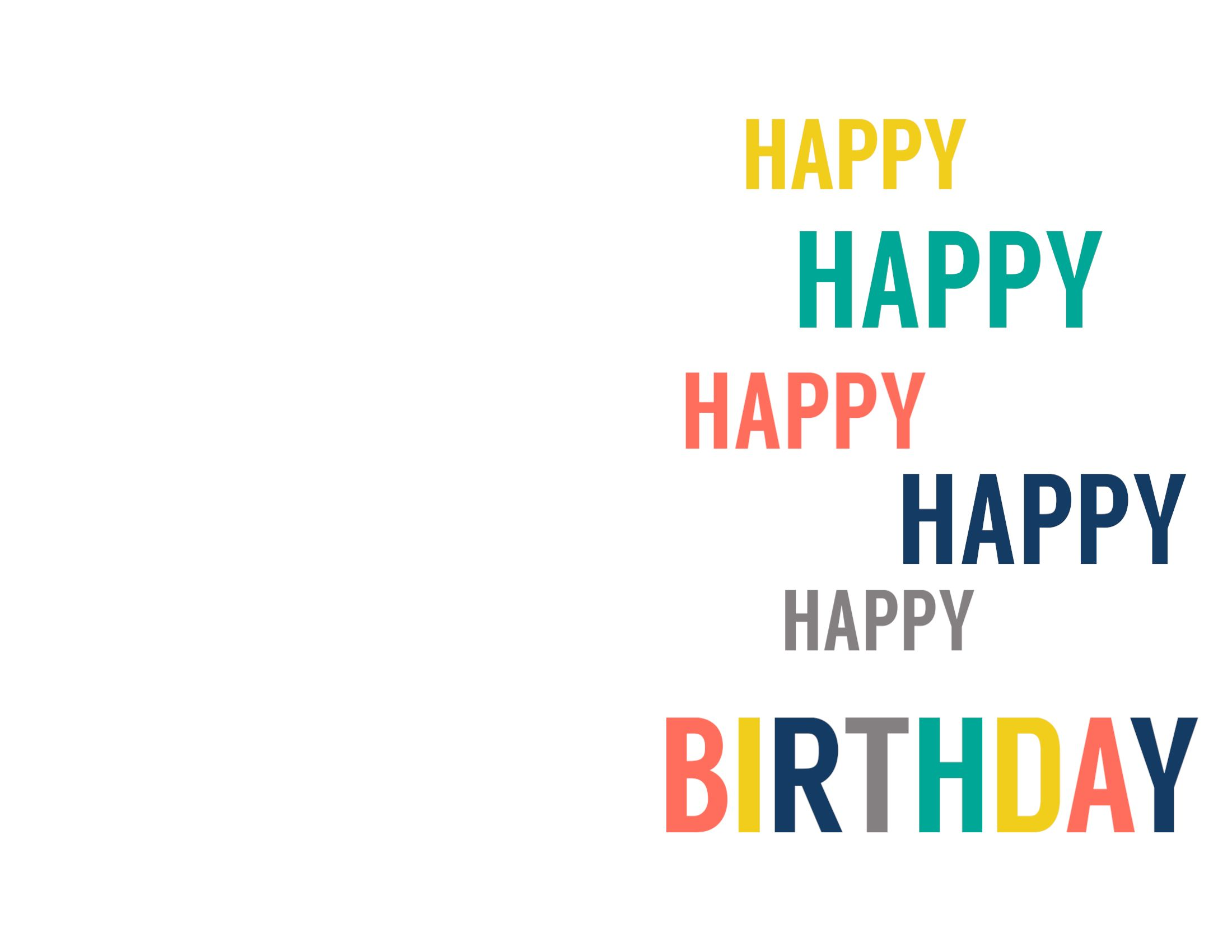Google Image Result For Https Www Papertraildesign Com Wp Content Upload Free Printable Birthday Cards Happy Birthday Cards Printable Birthday Cards To Print