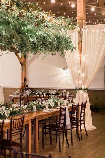 A Winter Mountain Top Inn Wedding In 2020 Reception