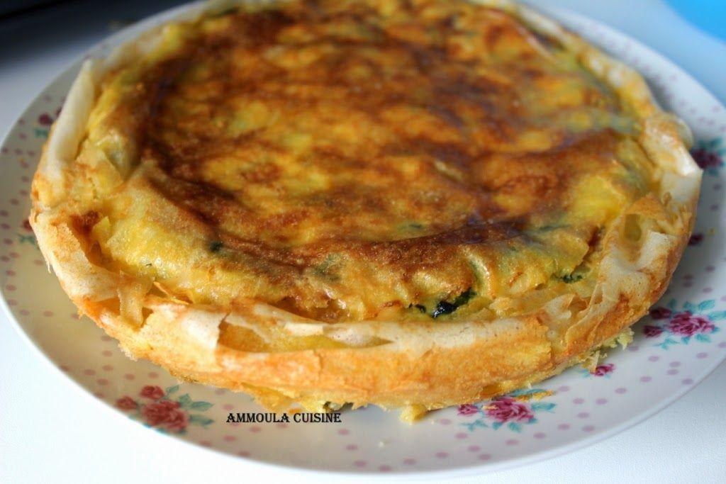 Quand amal cuisine recette tunisienne tajine malsouka for Cuisine tunisienne
