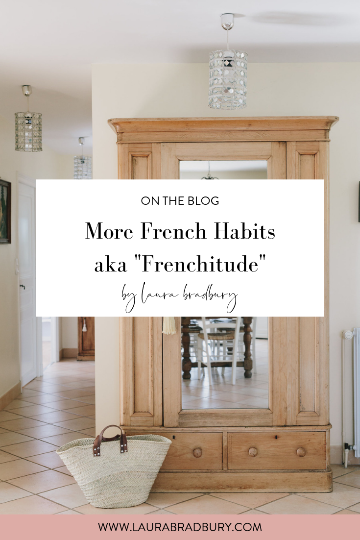 Armoire Habits More French Habits To Incorporate Into Your Lives Frenchhabits
