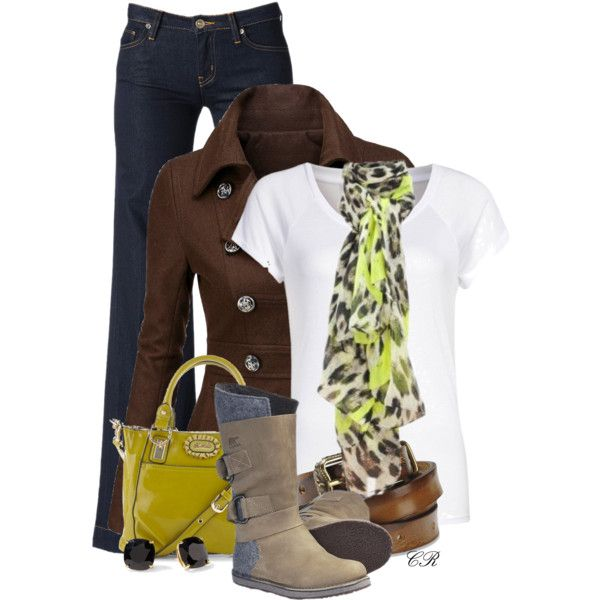 Color Me Animal, created by colierollers on Polyvore