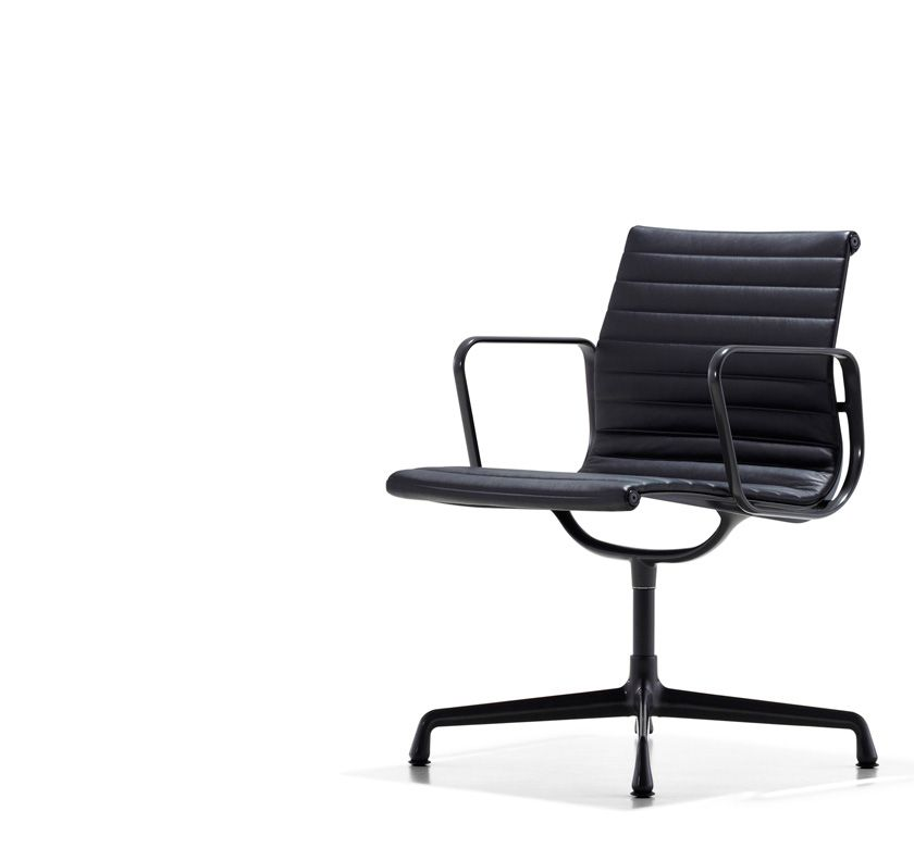 LIVING ROOM/OFFICE: desk chair - Eames Aluminum Group ...