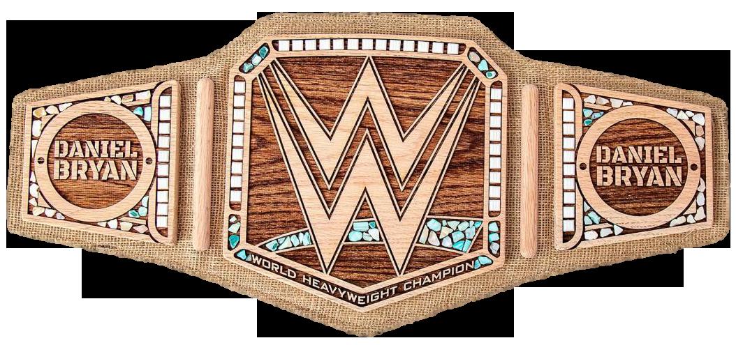 Wwe Eco Friendly Championship Png Wwf Pro Wrestling Wwe