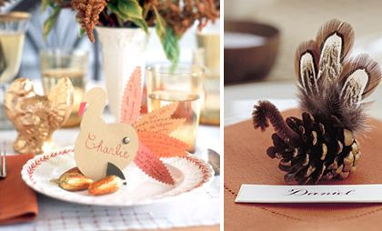 Dont Forget About The Little Ones Tomorrow Here Are A Few Of My Favorite Table Decorating Ideas From Martha Stewarts Thanksgiving Tables For Kids Galler