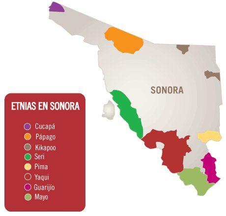 Etnias De Sonora Sonora Traje Tipico De Sonora Territorio Mexicano