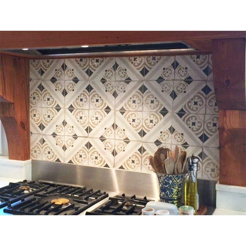 Marsala Tile Baldosa Style Country Floors Of America Llc Glazed Brick Style Tile Terracotta