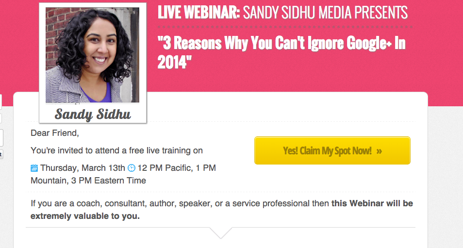 How To Run Your Next Webinar With Google Hangouts On Air