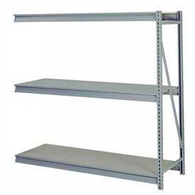 24L x 12W x 6D x 4H New Retails White Downslope Grid Shelf