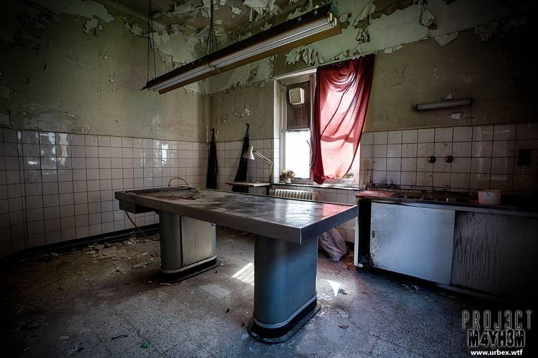 Morgue  More photos and full report on my website: www.urbex.wtf  #urbex #urbanexploration #abandoned #derelict #empty #jj_urbex #jj_abandoned #grimelords_urbex #nexus_urbex #urbex_prestigious #urbex_supreme #urbxtreme #europe_decay #urbex_junkies #urbandecay #abandoned_junkies #urbexnetwork#ic_urbex #ig_urbex #ig_abandoned #the_relics #grime_lords #all_is_abandoned #igw_decay #kings_abandoned #shoot2kill #instagood #justgoshoot