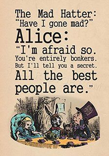vintage alice in wonderland tea party card - Google Search