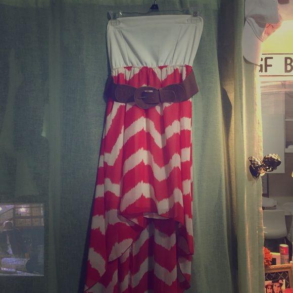 Rue 21 High Low Dress Worn 2-3 times Rue 21 Dresses High Low