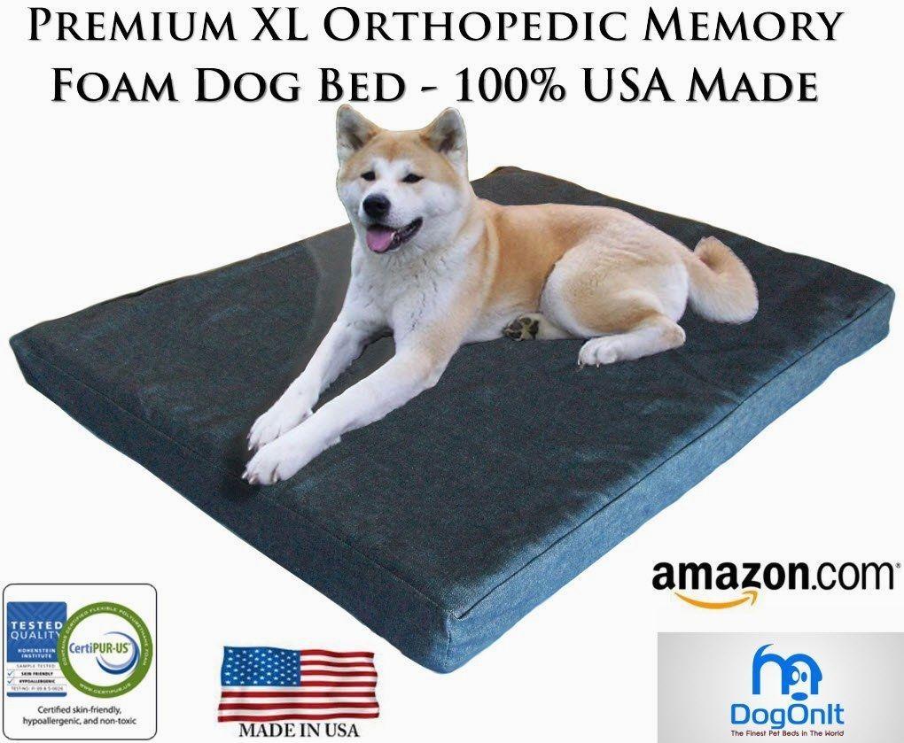 XL Orthopedic GEL Memory Foam Pet Bed       Great deal>>>>>>>>>>    http://bit.ly/2aoy96R