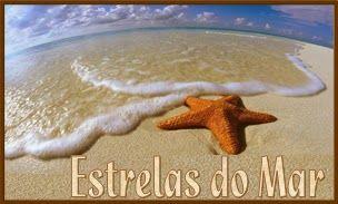Mensagens Online: Estrelas do Mar
