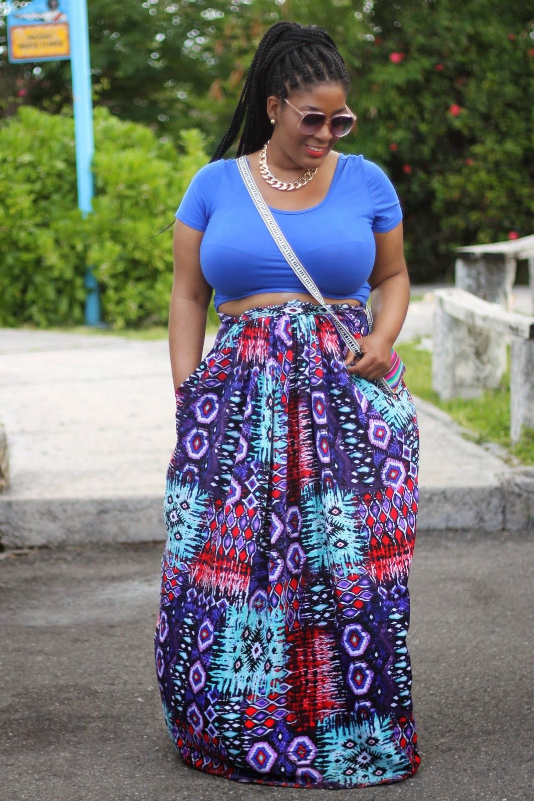 Affordable maxi skirts and dresses