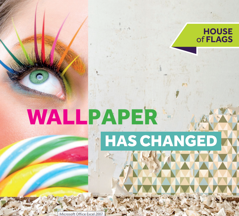 #Download our new #Wallpaper brochure and see how we can change your wall space