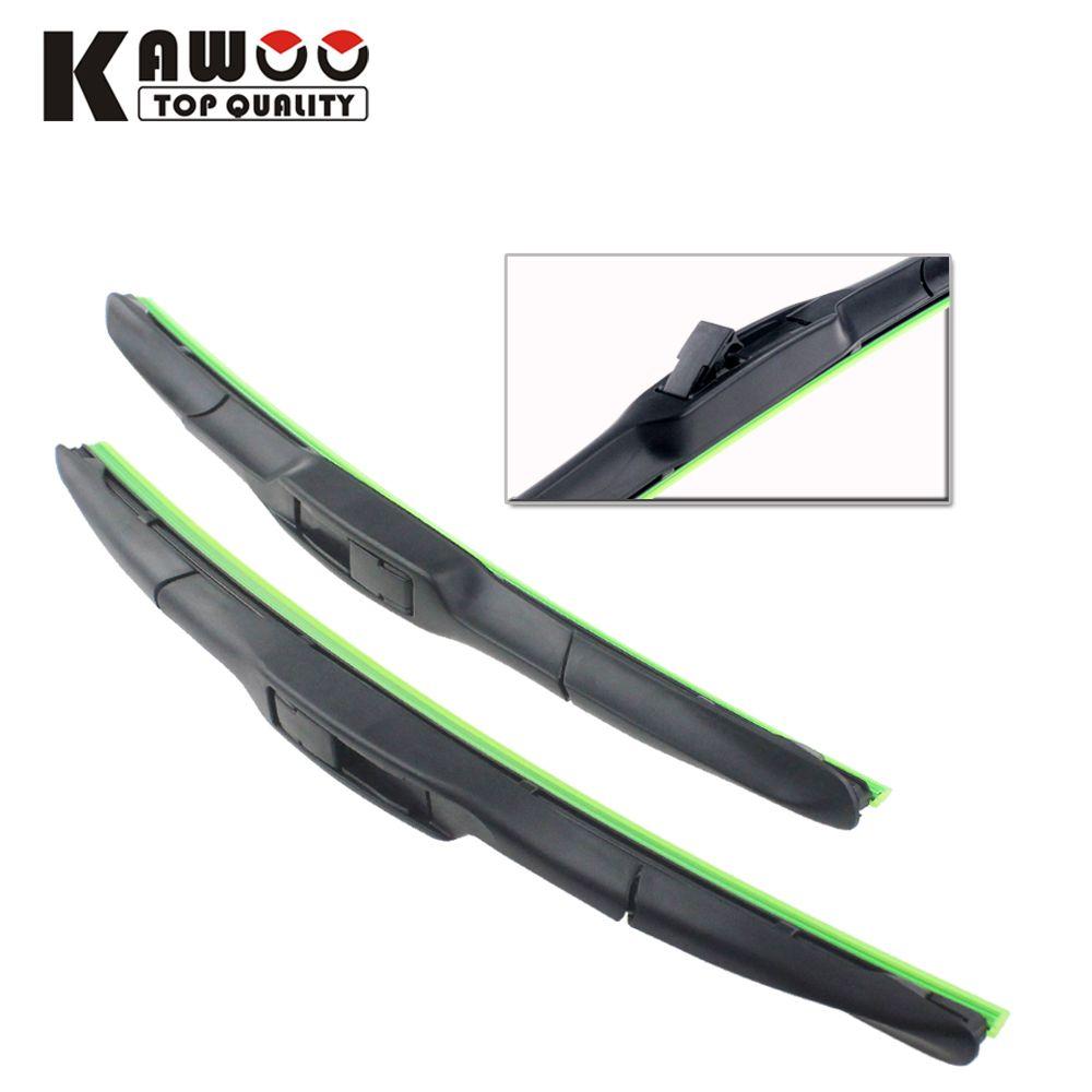 2pcs Car Wiper Blade For Mazda 6 Size 24 16 2008 2011 Windcreen