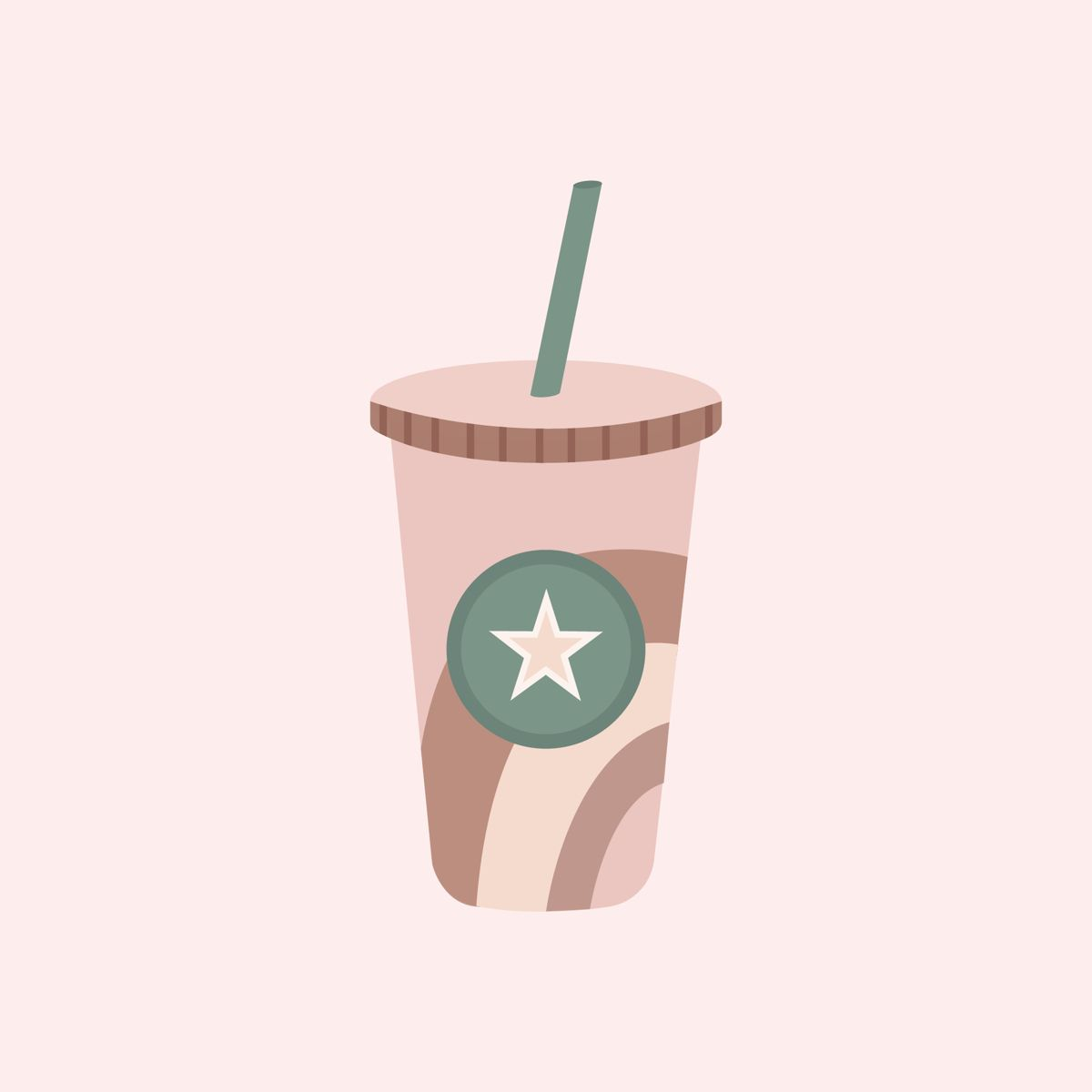 Starbucks Cup Highlight Icon Iphone Design Starbucks Logo Iphone Icon