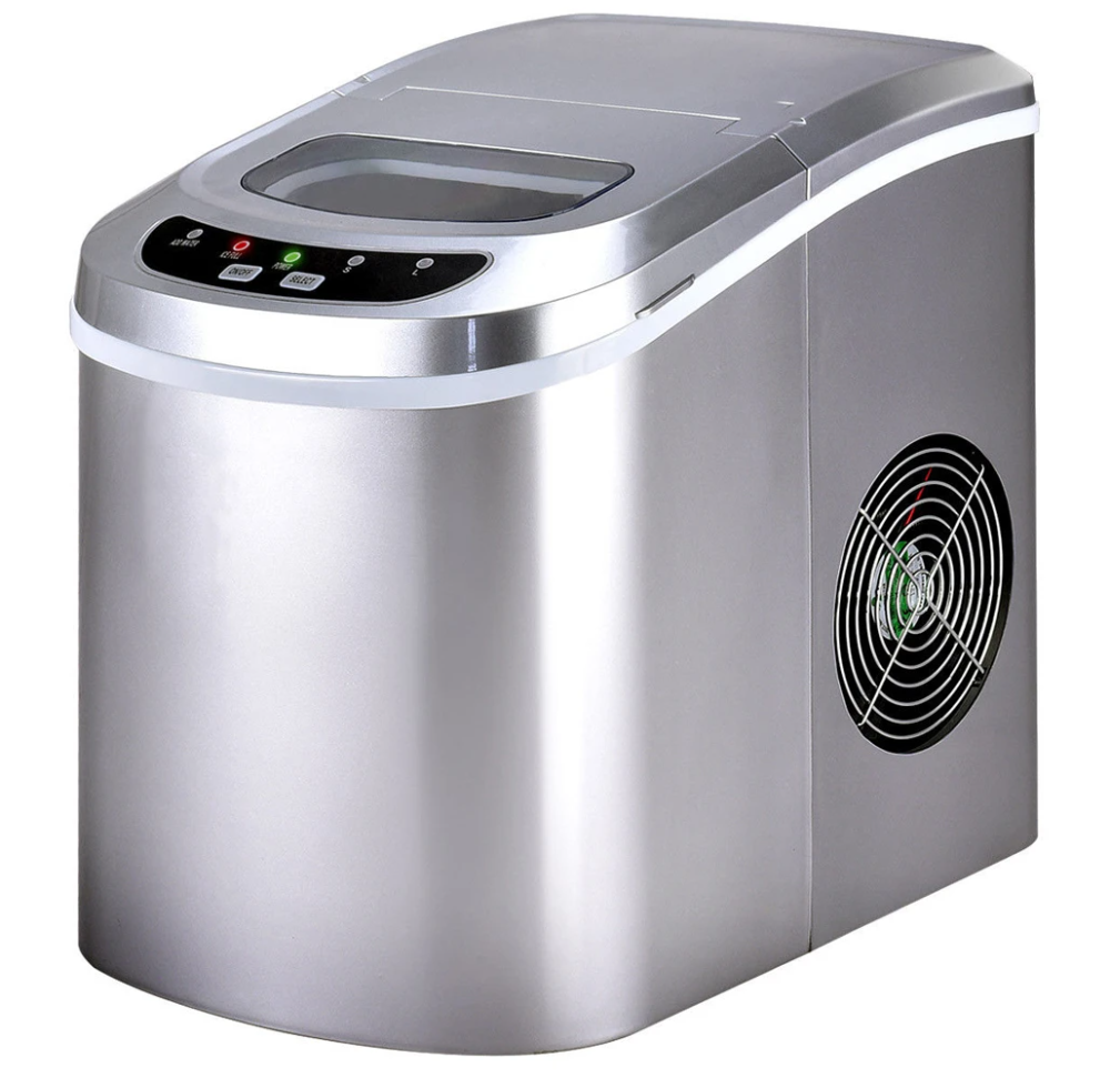 Daily Deal Ice Makers Compact Electric Mini Cube Ice Maker – UntilGone.com
