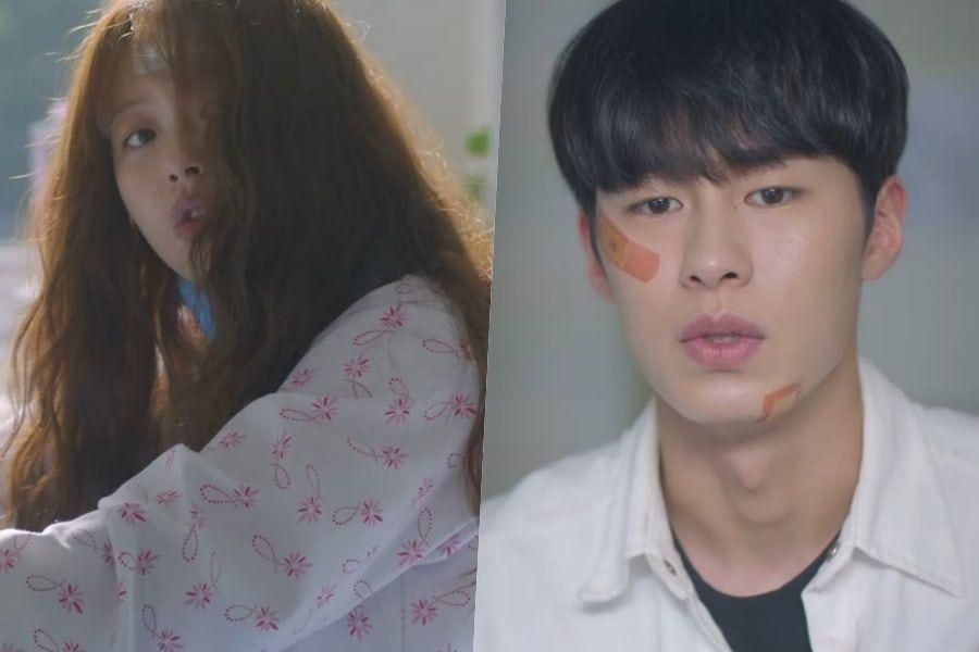 Watch: Lee Jae Wook Is The Only One Who Can Put Up With Go Ara's Bizarre Antics In New Drama Teaser
