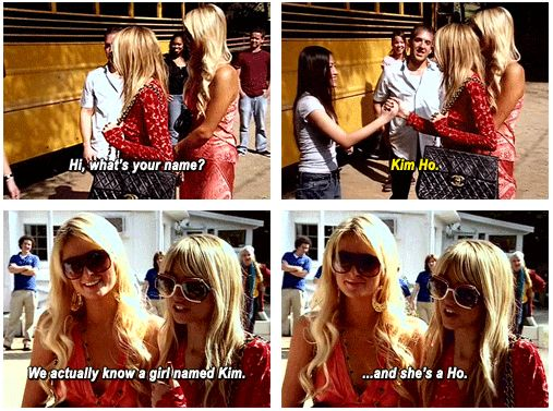 27 Iconic Moments From Paris And Nicole S The Simple Life Paris And Nicole Simple Life Kardashian