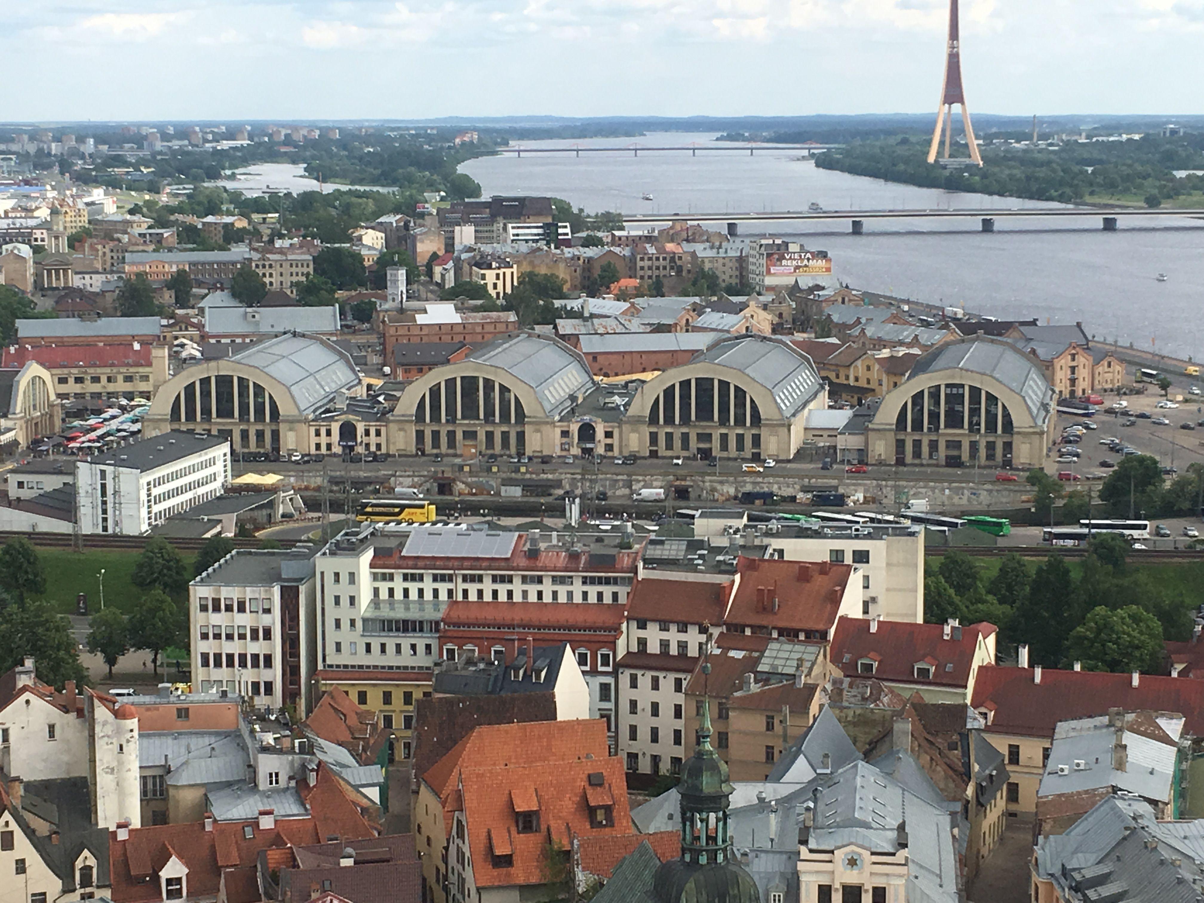 Ervaar De Verschillende Gezichten Van Riga Tijdens Je Citytrip Riga Letland Gezicht