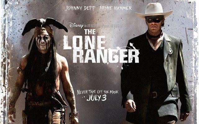 The Flamboyant Press: Lone Ranger