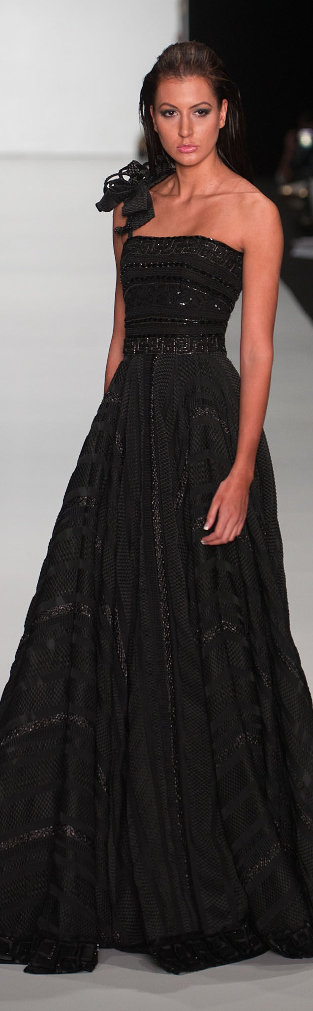 Tony Ward Couture ~ Miss Universe 2013, Moscow