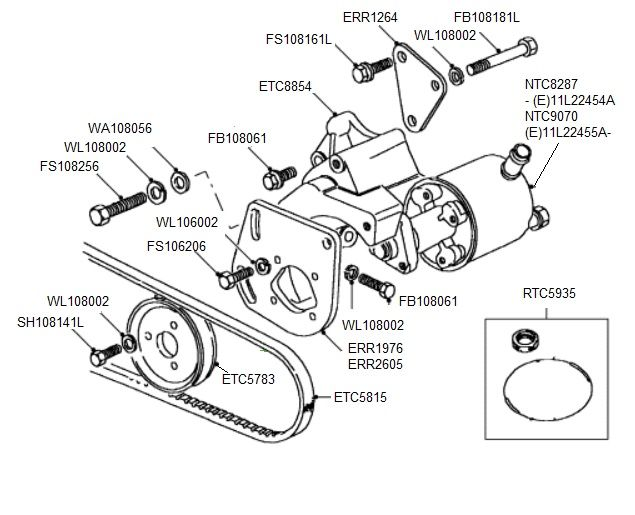 Land Rover Ffr Wiring Diagram