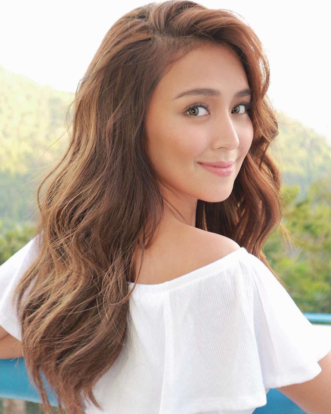 Kathrynbernardo Hair Color Asian Hair Color For Morena Hair Color For Brown Skin