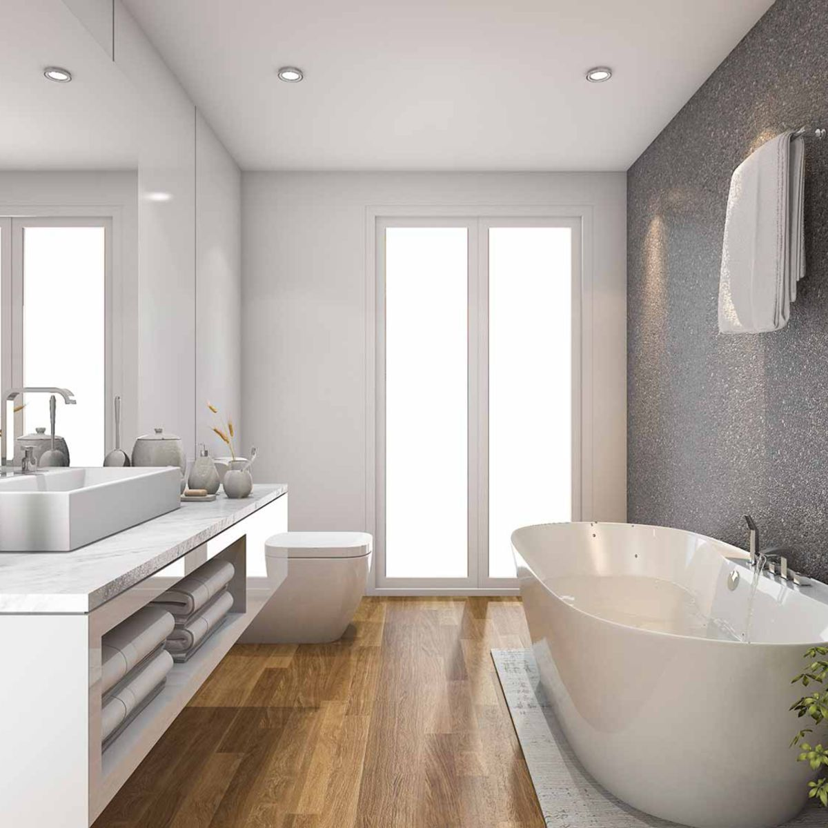 Relooker une salle de bain en 19  Rénovation salle de bain