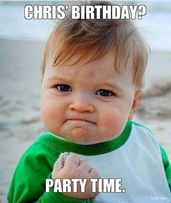d7a45ca237de57d6ce17bbcd20641f58 chris birthday party time jpg (552×656) hahahahaha!!! pinterest