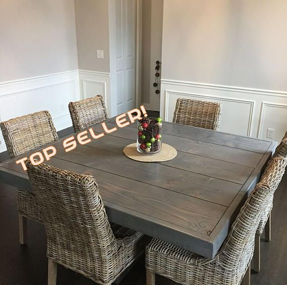 Please Contact Prior Purchase This Amazing Custom Farm House Table Built Directly