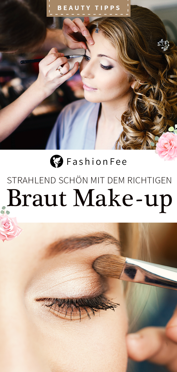 Photo of Bride make-up: you can easily become a radiant bride!