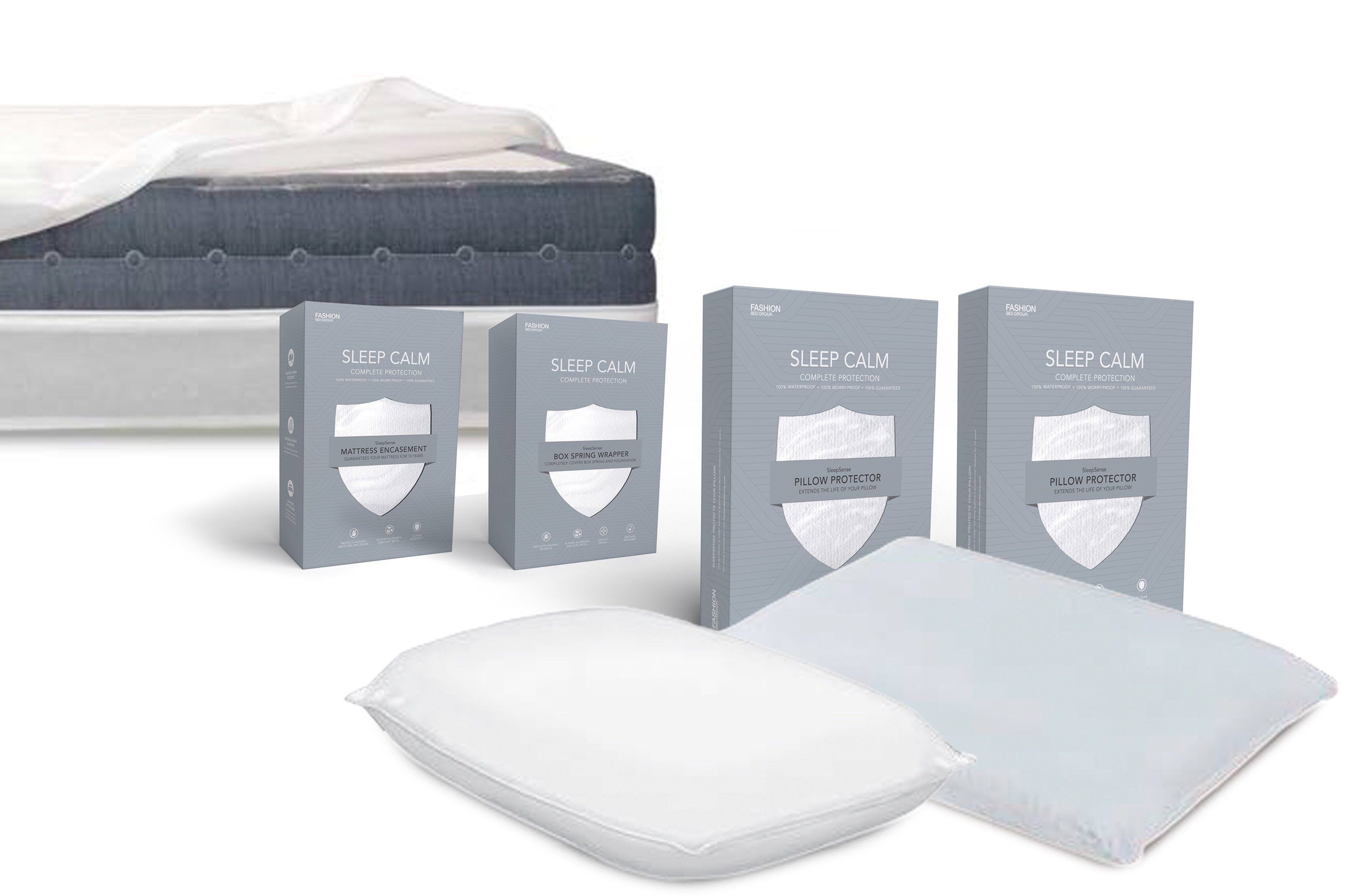 SleepSense Bed Bug Prevention Pack PLUS+ Bed bugs