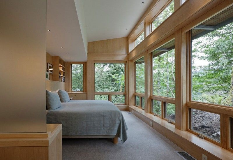 North Fork Residence By Thielsen Architects Architects Bedrooms - The-ravine-residence-by-cindy-rendely-architecture