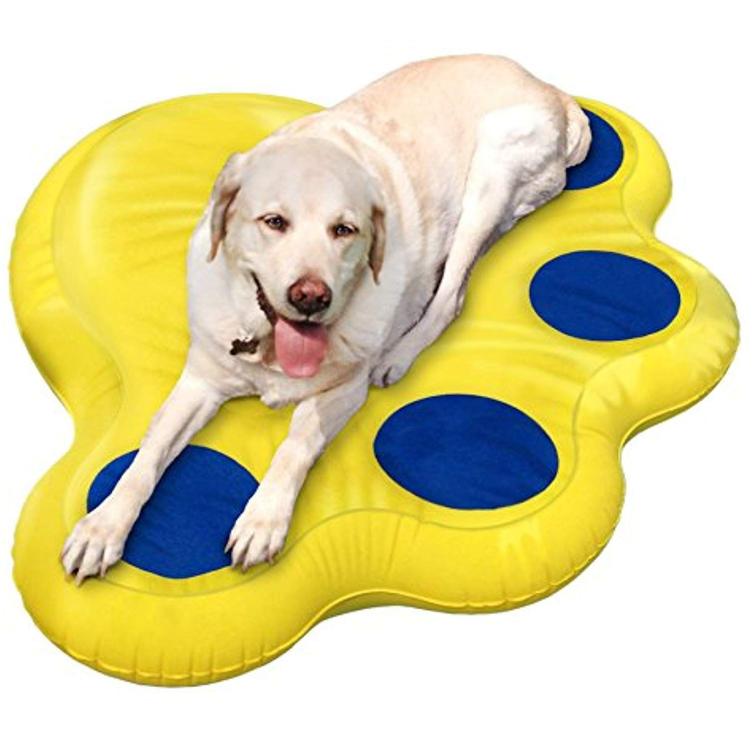Pawcy 6200 Doggy Lazy Raft Large Check This Awesome Product By Going To The Link At The Image This Is An Affiliate Link Dog Pool Dog Pool Floats Dog Toys