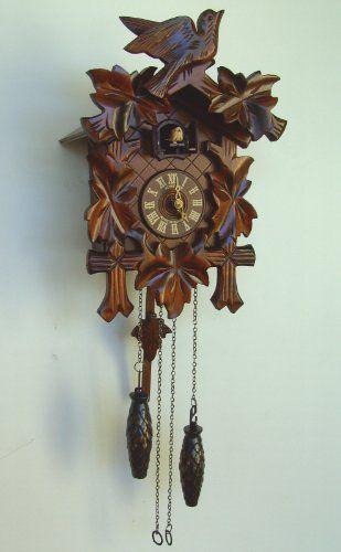 Quartz Black Forest Cuckoo Clocks Click Image For More Details Cuckoo Clock Clock Cuckoo